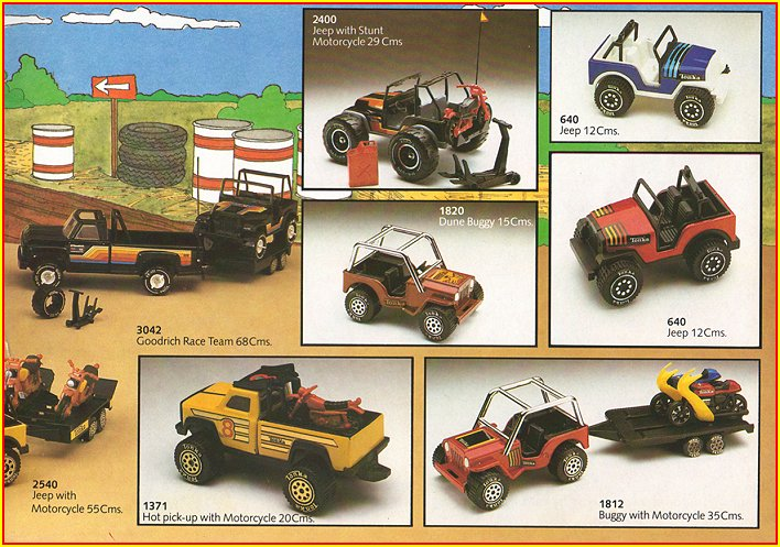1983 UK Dealer Catalog Page 10