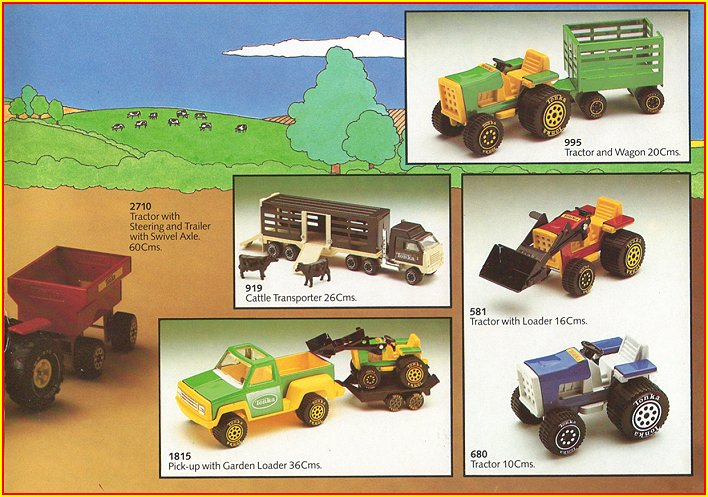 1983 UK Dealer Catalog Page 12