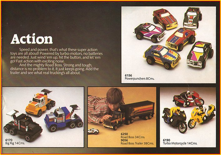 1983 UK Dealer Catalog Page 2