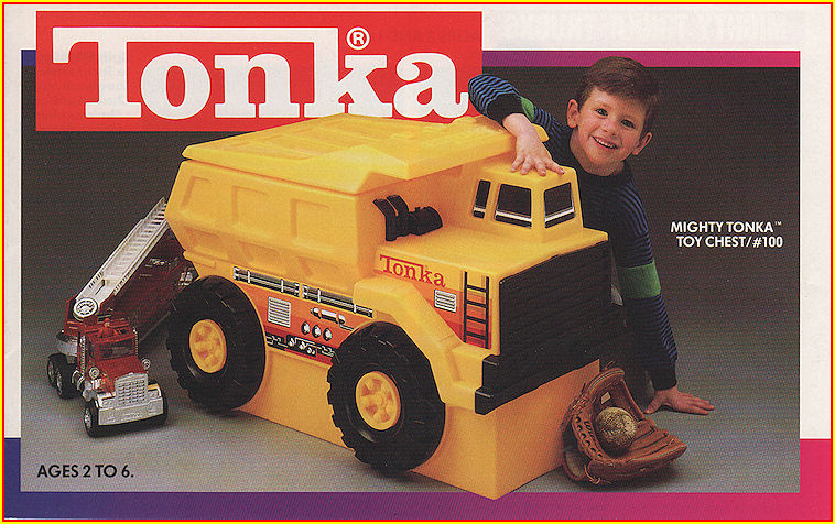 1990 Look Book Cover and Page 1