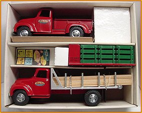 1956 Model 875-6 Builders Supply Fleet Set