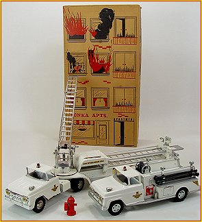 1959 Model B212 Fire Department Set