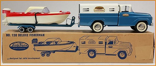 1960 Model 130 Deluxe Fisherman