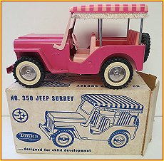 1962 Model 350 Jeep Surrey