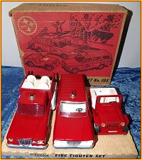 1967 Model 103 Fire Fighter Set