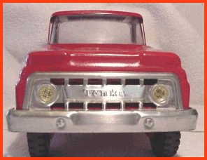 Generic Grille with Single Headlight